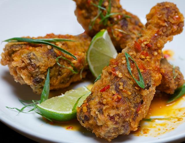 ayam, sang primadona dunia kuliner
